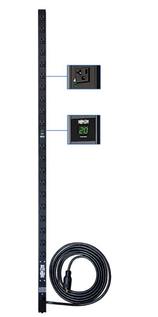 Tripplite PDUMV20 Metered PDU / Power Distribution Unit