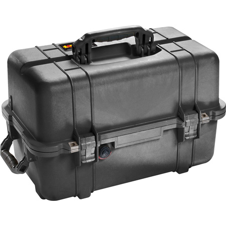 Pelican 1460NF Case -No Foam (Black)