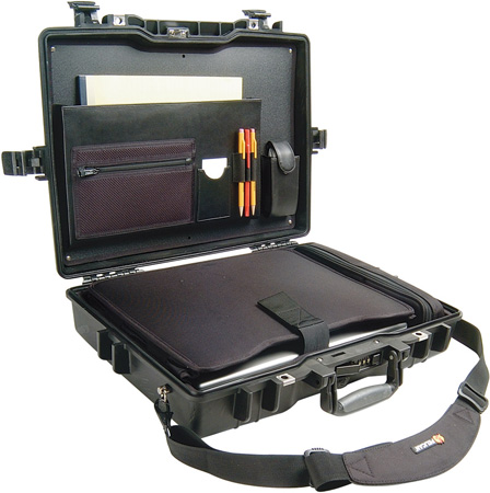 Pelican - 1495CC2 Laptop Case - Black