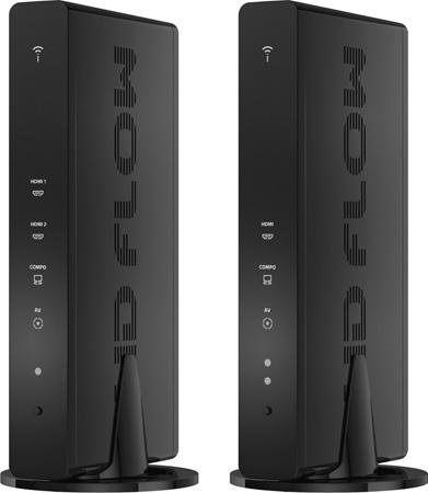 Peerless-AV HDS200 HD Flow Pro Digital Full HD 1080P Wireless HDMI Multimedia Kit