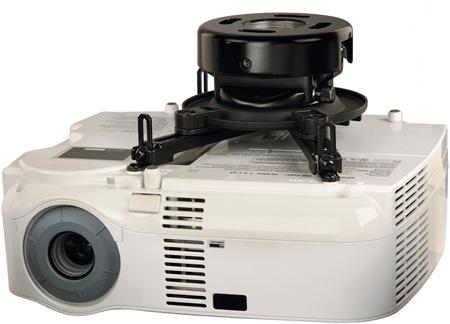 Peerless-AV PRS Series Universal Projector Mount Black