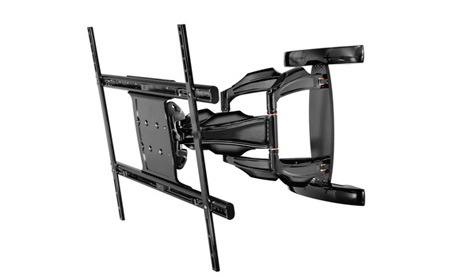 Peerless-AV SA771PU Universal Articulating Dual-Arm Wall Mount 37-71 Inch Screens