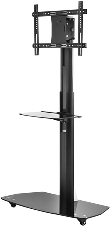 Peerless-AV SC551GL 42-55 Inch Flat Panel Floor Cart