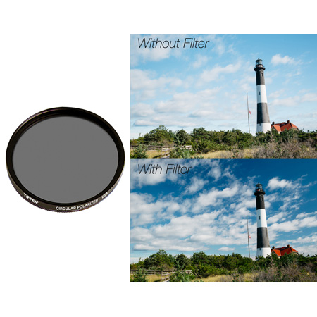 Tiffen 46mm Polarizer