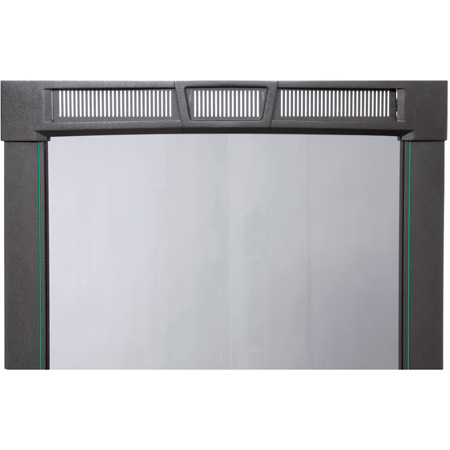 Black Plexi Front Door 35 space for DWR ERK