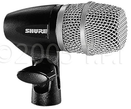 Shure PG56-LC Compact Drum Microphone without Cable