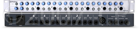 PreSonus HP60 6 Channel Headphone Amplification System