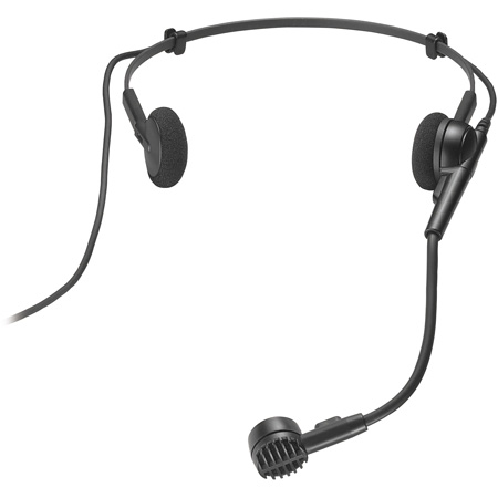 AT Pro8 Headset with Lectrosonics TA5F Connector