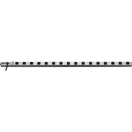 Tripplite PS4816 48 Inch 16 Outlet Power Strip with 15 Foot Cord