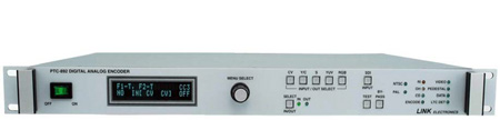 Link Electronics PTC-892 Closed Caption Encoder