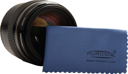 Purosol Microfiber Cloth - Small 6x6 in. (each)
