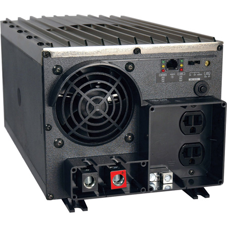 PowerVerter 2400W 24V DC Frequency Control
