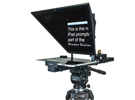Autocue SSPiPAD LITE Starter Series Teleprompter for iPad