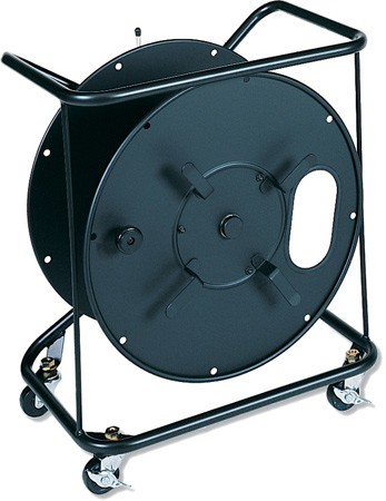 Canare R460C Cable Reel with Connector Mounting Plate