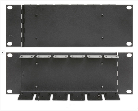 RDL STR-H6A 10.4 Inch Rack Mount for 6 STICK-ON Series Products