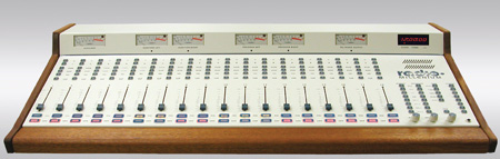 Radio Systems RS-12A5P 12 Channel Analog Console with 5 Pin I/O Connectors