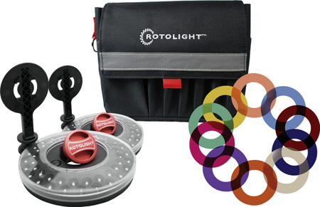 RL48-A Rotolight Interview Kit