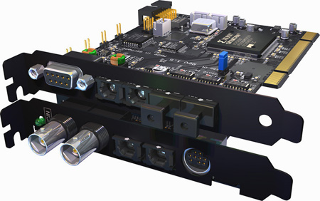 RME HDSP 9652 52-Channel 24-Bit/96kHz PCI Card