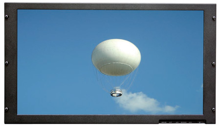 Recortec RMM-422HD3 21.5in Wide Screen Rack Mount LCD Monitor