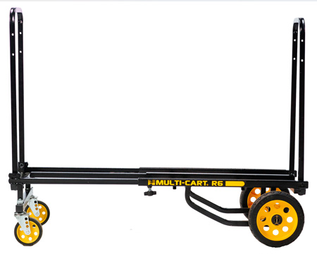 RNR R6RT Multi-Cart 8-in-1 Equipment Transporter