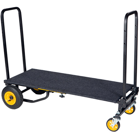 RocknRoller Multi-Cart RSD6 Expandable Solid Deck Kit for R6 Carts