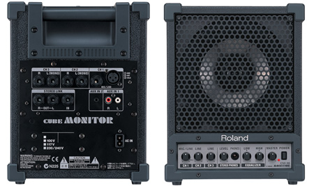Roland CM-30 30 Watt 6.5in 2-way Cube Monitor