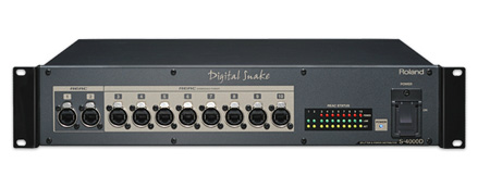 Roland S-4000D REAC Splitter & Power Distributor