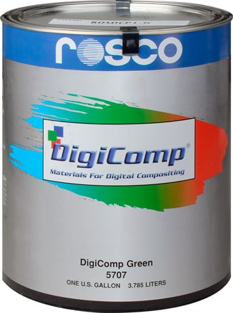 Digicomp Paint 5 Gal Green
