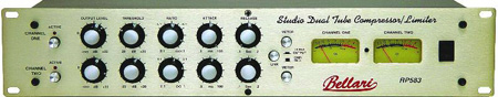 Bellari Studio Tube Compressor/Limiter
