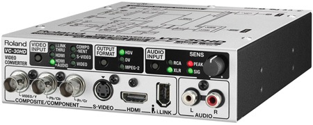 Roland Systems Group VC-30HD Video Converter / AV Streaming Interface