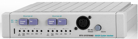 RTS SSA-324 System-to-System Adapter