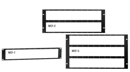 Chief MCF-2 Modular Connector Frame (2 Panel)