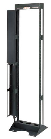 Chief RFM-24 Relay Floor Mount Rack- Up to 24 Spaces