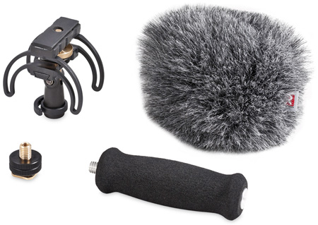 Rycote 046001 Portable Recorder Audio Kit