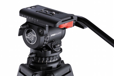 Sachtler 1006 DV 10 SB Fluid Head