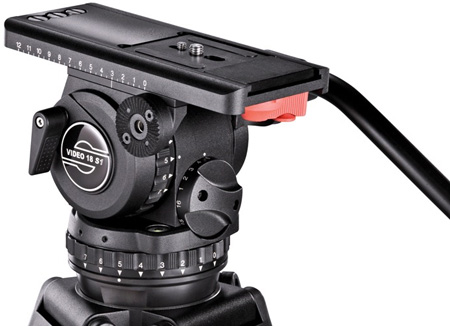 Sachtler 1810 Video 18 S1 100 mm Fluid Head