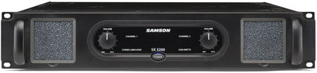 Samson SX3200 750 Watt Audio Power Amplifier