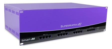 Smart AVI SMX-AVD1616S Component/UXGA/Audio & RS-232/IR Over CAT5 16x16 Matrix