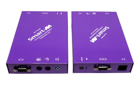 Smart AVI SX-500S Video/Audio/PS2/RS-232 CAT5 Extender