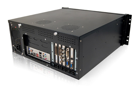 Smart AVI VW-09XAS PC-based Videowall Controller for up to 9 VGA screens