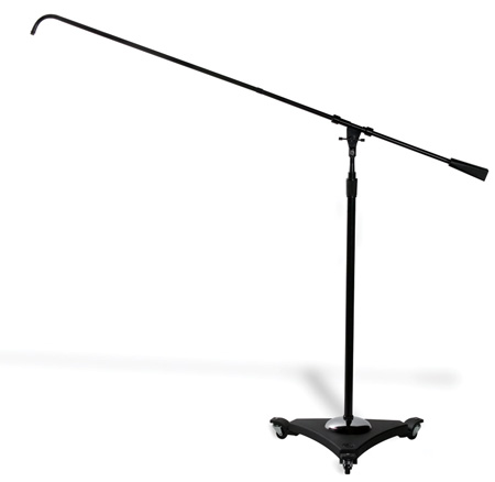 Atlas SB11WE Studio Boom Mic Stand w- Air Suspension System 43in - 68in - Ebony