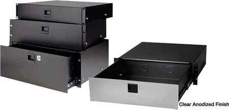 Chief SDR-2 Sliding Drawer - 2 Space