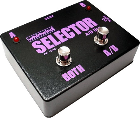Whirlwind Selector A/B Pedal