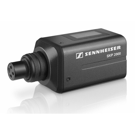 Sennheiser SKP 2000-XP-B Plug-On Transmitter (626-698 MHz)