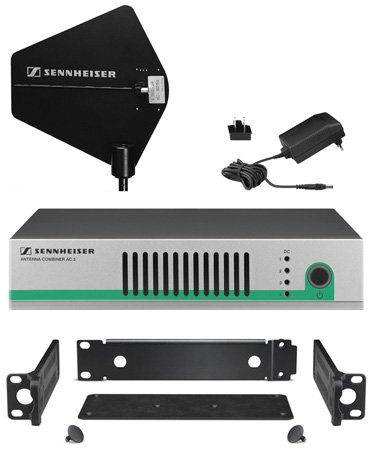 Sennheiser G3IEMDIRKIT4 Active Combiner Kit for 4 IEM Transmitters