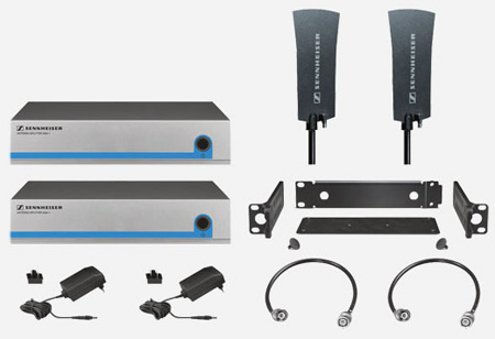 Sennheiser G3OMNIKIT8 Active Splitter Kit for 8 Receiver Systems