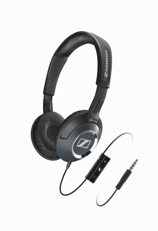 Sennheiser HD 218i On-ear - Closed-back Headphones with Dynamic Bass Microphone and Smart Remote for Apple Products
