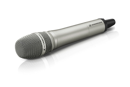 Sennheiser SKM 2000-XP NI-A Nickel Wireless Handheld Mic Channel B 626-698 MHz