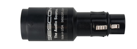 Sescom SES-SPKNM-XLRF Speakon Male to XLR Female Adapter