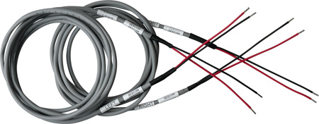 Sescom SES-SPKR-WIRE-06 High Quality Stripped & Tinned Speaker Wire Pair 6 Ft.